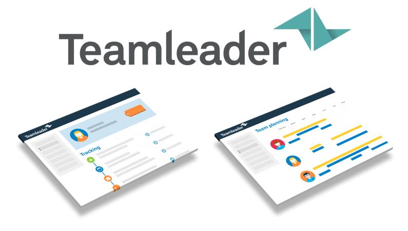 Teamleader Gestion de projets,, CRM et facturation