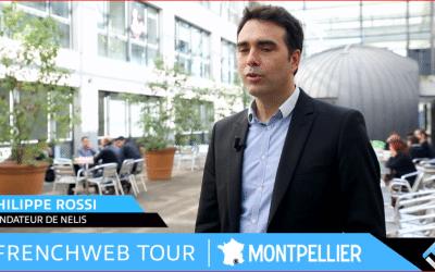 Philippe Rossi présente Nelis pour FrenchWeb