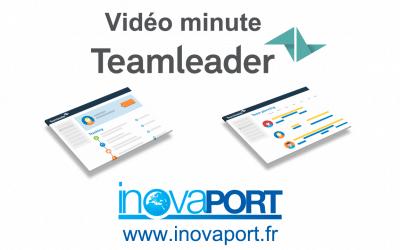 Première video minute Teamleader