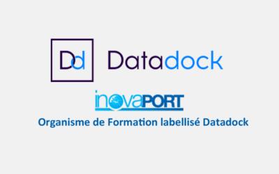 Inovaport Organisme de Formation labellisé Datadock