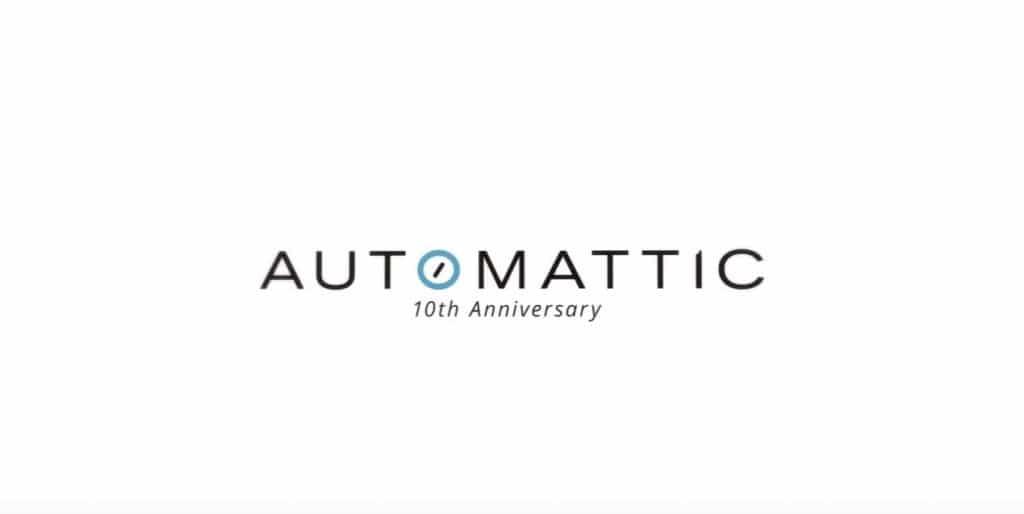 WordPress de Autommatic fete ses 10 ans