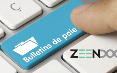 Le bulletin de salaire électronique : tirer facilement parti de ses avantages avec Zeendoc