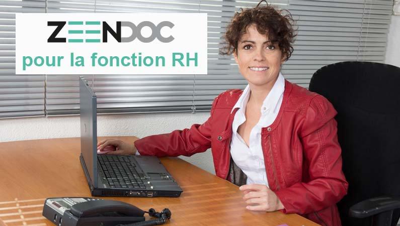 Dématérialisation RH : découvrez les nombreux avantages de Zeendoc pour la fonction RH