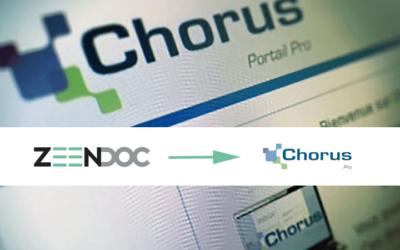 Chorus Pro – Zeendoc automatise le dépôt de vos factures destinées au secteur public