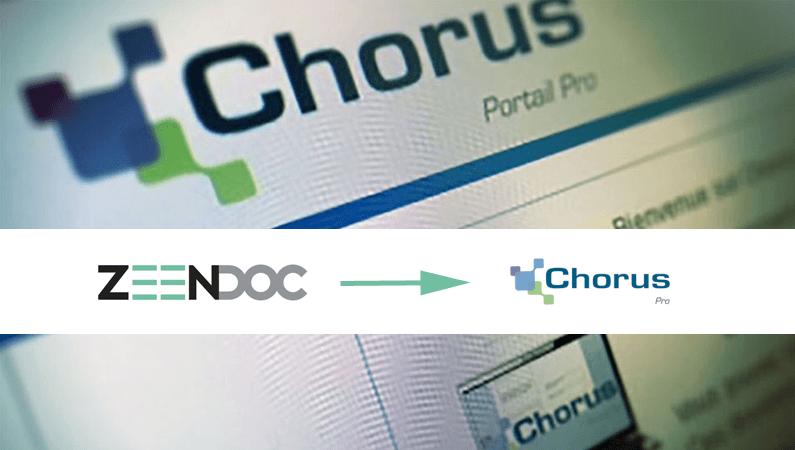 Chorus Pro - Zeendoc envoie vos factures destinées au secteur public