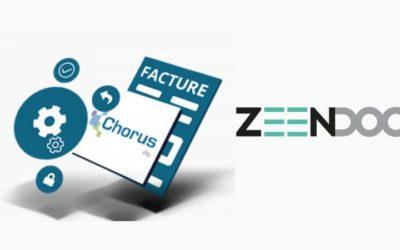 Facture électronique : la dématérialisation des factures clients avec Zeendoc