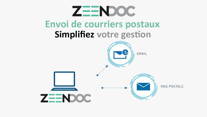 Dématérialisation du courrier sortant avec Zeendoc