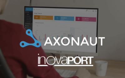 Inovaport revendeur Axonaut vous accompagne